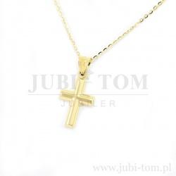 Krzyżyk złoty p.585